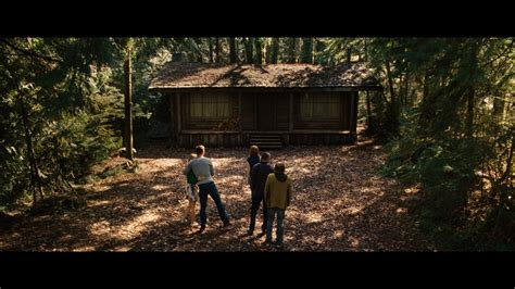 The Cabinet In The Woods by Cabin In The Woods Don T Go Up The Stairs