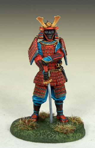 samurai warrior special edition miniatures miniature lines