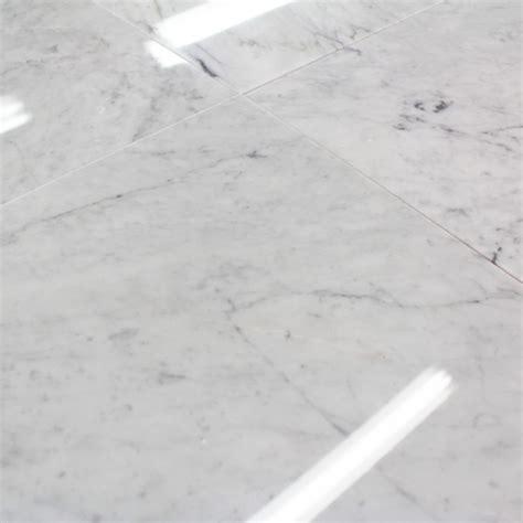 carrelage marbre blanc carrelage 100 marbre poli blanc carrare lucido grande