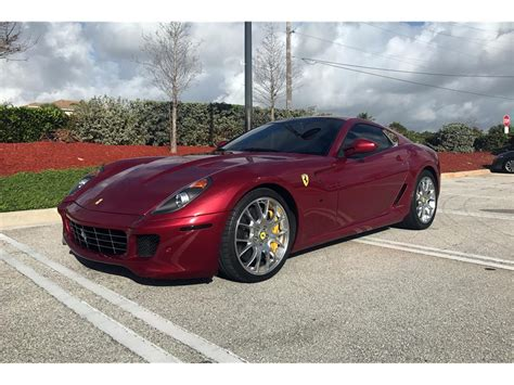 Research the ferrari 599 gtb fiorano and learn about its generations, redesigns and notable features from each individual model year. 2010 Ferrari 599 GTB for Sale | ClassicCars.com | CC-1196368