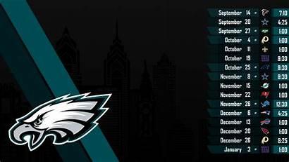 Eagles Philadelphia Schedule Desktop Wallpapers Nfl Bowl
