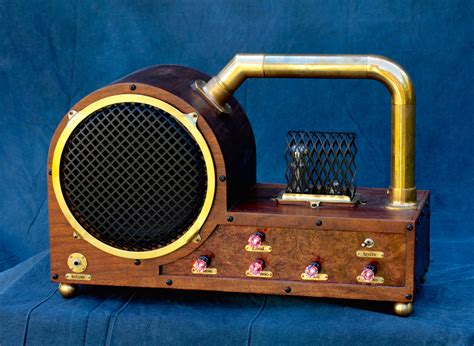 Guitar Tube Amplifier Hand Wired