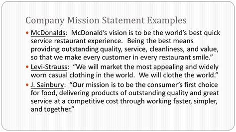 Business Plan Mission Statement. A Business Plan Is A
