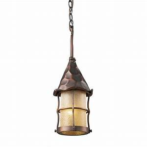 Titan lighting rustica light antique copper outdoor