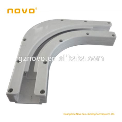 Ceiling Mount Curtain Track Bendable by Ceiling Mount Hospital Curtain Track Curtain
