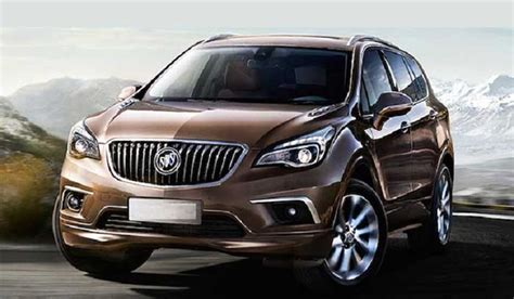 2018 Buick Envision Release Date  New Automotive Trends