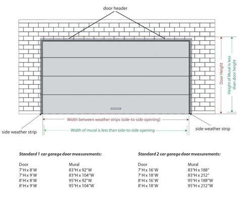 31651 2 car garage width gorgeous garage door sizes standard garage door sizes by
