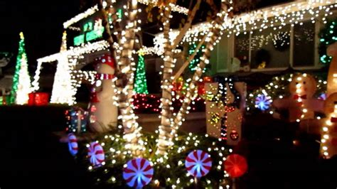 december 24 2011 2011 christmas lights in eagle hills of