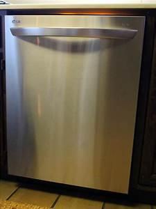 Kitchen Update  Lg Dishwasher