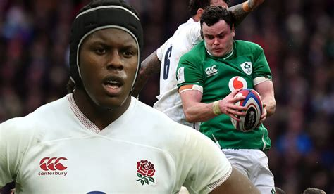 Player battles that will decide England v Ireland in the ...