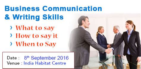 What To Write For Communication Skills In A Resume by Strategichrandtrainings Business Communication Writing Skills 8 September