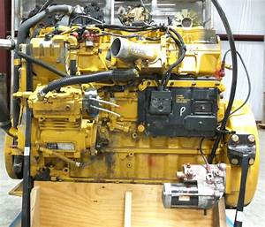 Rv Chassis Parts Used Caterpillar Engine
