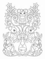 Coloring Pages Para Potion Caderno Flores Sheets Cute Salvo Uploaded User sketch template