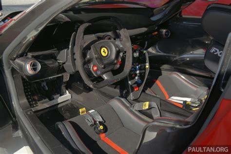 1,050 Hp Ferrari Fxx K At Yas Marina Circuit