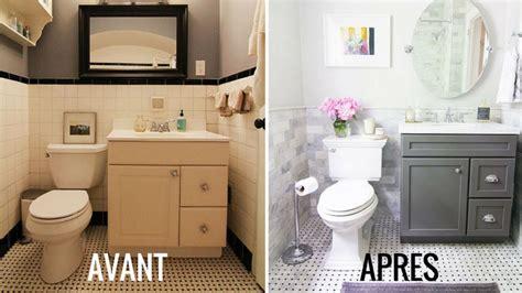 stickers pour meubles de cuisine peinture carrelage salle de bain avant apres solutions