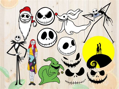 Beware of dog zero (the nightmare before christmas) svg, dxf, png, jpg files optimized for your cutting machine so you don't have to!import to cricut, silhouette or compatible cutting machine software. The Nightmare Before Christmas Svg Jack skellington ...
