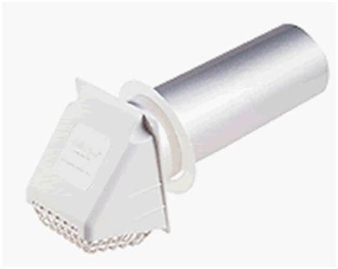 "3"" White Bathroom Vent W Guard  Bathroom Fan Vent Covers"