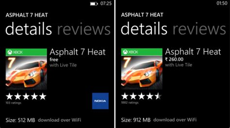 how to activate free gameloft bundle in nokia lumia 525