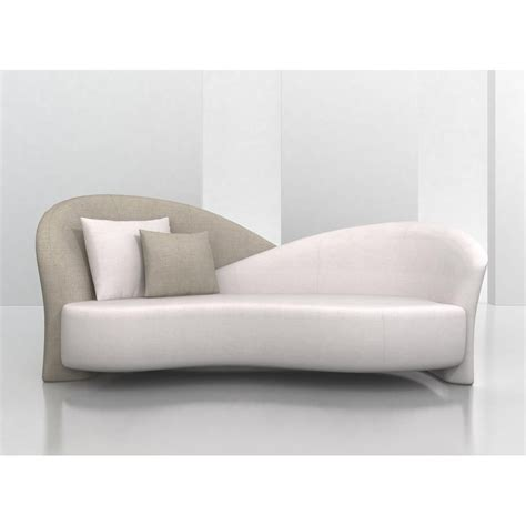 Moderne Sofas by Designer Overlapping Backed Sofa Made In The Usa Living