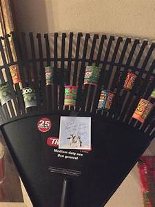 Fundraiser Raffle Tickets Quick Easy Christmas Gift Rake With Lottery Tickets In