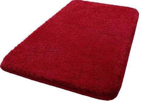 st badematte von vossen    weinrot rot badteppich matte vorleger neu ebay