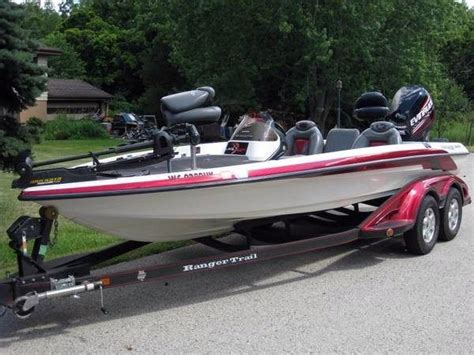 Ranger Bass Boat Tours by 2006 Used Ranger 520 Vx Tour Edition Bass Boat For Sale