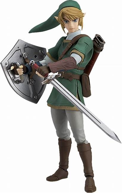Figma Twilight Dx Princess Link Version Collectible