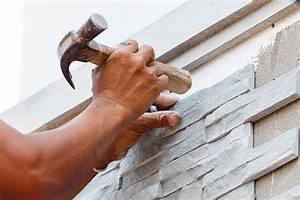 Pierre Pour Mur Intérieur : faire un mur en pierre ~ Melissatoandfro.com Idées de Décoration