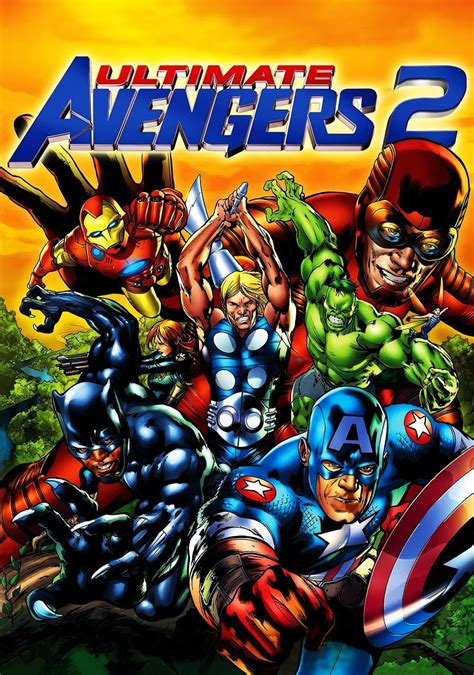 Ultimate Avengers 2 (2006) - Posters — The Movie Database ...