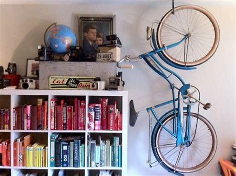 Ceiling Bike Storage