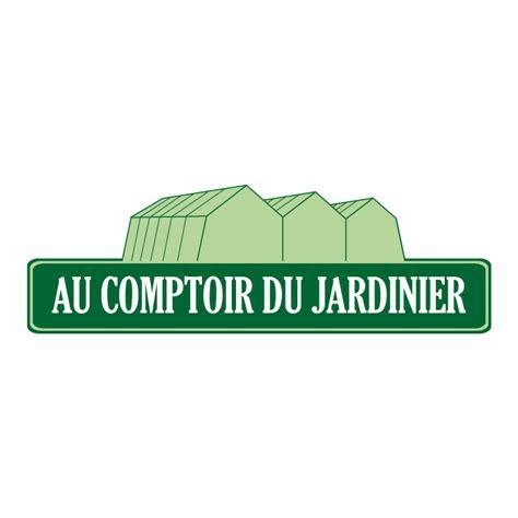 logo au comptoir du jardinier agence holorime