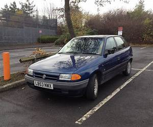Vauxhall Astra Mk3 Diamond
