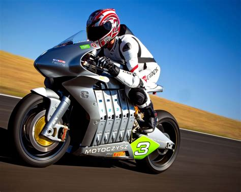Motoczysz Racing Bike Wallpapers