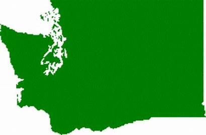 Washington State Clipart Backgorund Code Transparent Map