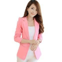 aliexpress com buy blazer women feminino blazers and