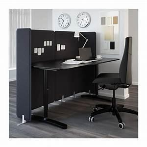 BEKANT Sparateur Bureau 120 Cm IKEA