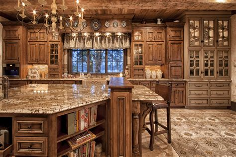 custom cabinet  kitchen design  walker woodworking
