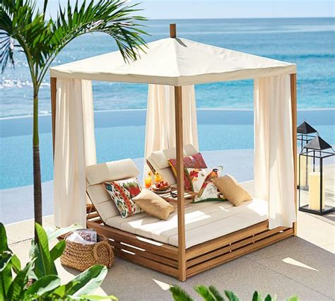 curtains for canopy bed stunning outdoor bed ideas