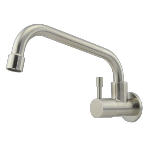 kitchen sinks faucets wall mounted kitchen sink faucet single cold water tap