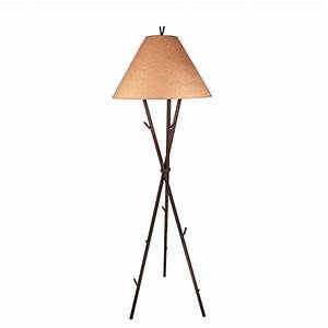 gifford pinchot twig floor lamp With floor lamp with twigs