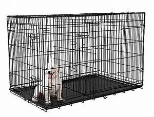 elitefield 3 door folding dog crate with divider 48 in With 48 dog crate with divider