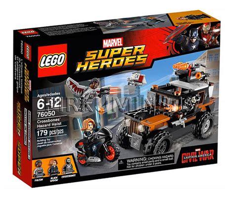 76050 LEGO Super Heroes Bīstama laupīšana, no 6 līdz 12 ...