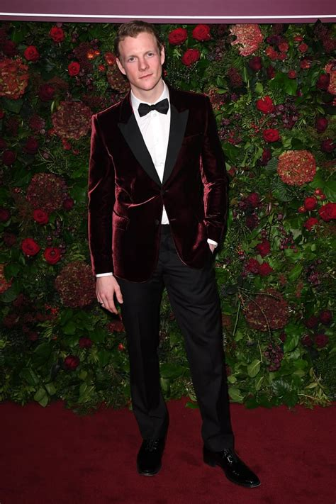 Patrick Gibson at the 65th Evening Standard Theatre Awards ...