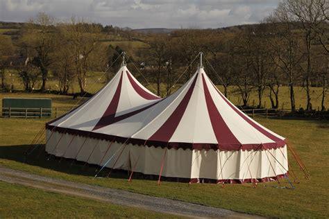 circus tents  hire twin pole big top    circus tent serge ferrari hire big