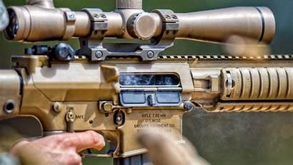 Rifle Sniper Sr Scope Nato Military 51mm