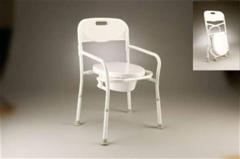 Bedside Commode Chair Melbourne by Bedside Commode Or Chair Folding For Toileting B4064 The