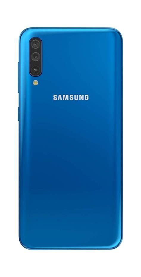 samsung galaxy a50 blue 4gb ram 64gb storage with