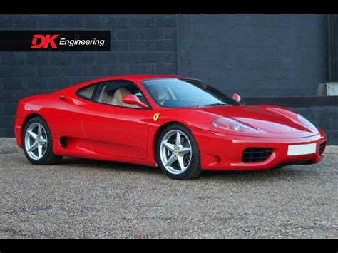 ferrari  modena   sale vehicle sales dk