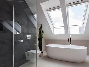 Begehbare Dusche Dachschräge : bad unterm dach ideen und tipps ~ Sanjose-hotels-ca.com Haus und Dekorationen