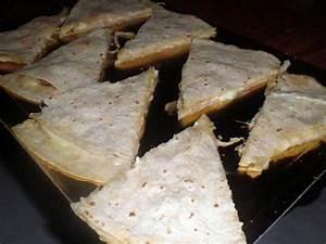 Recette Apero Simple : recette de quesadillas ap ritif dinatoire ~ Nature-et-papiers.com Idées de Décoration